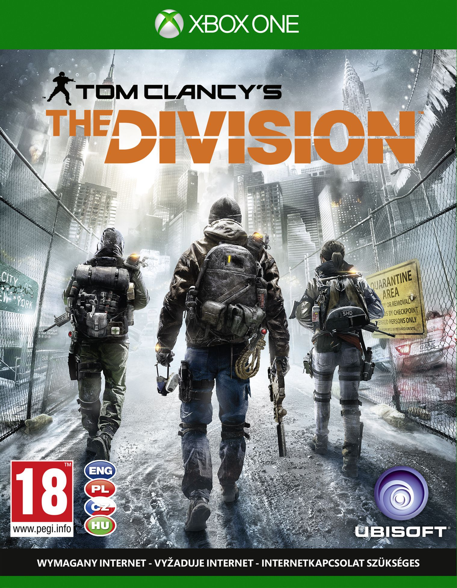 Tom Clancy's The Division (XONE)