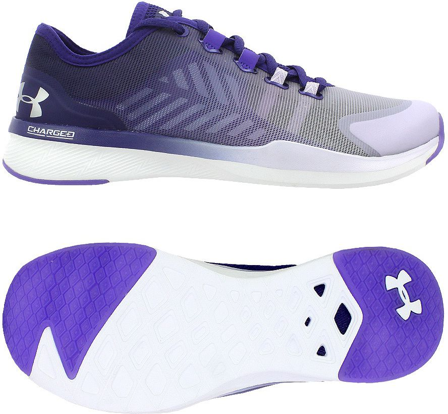 Under Armour Buty damskie Charged Push TR SEG-PCC/EPP/MSV r. 36.5 (1285796) 1285796-758