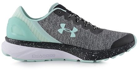 Under Armour Buty damskie Charged Escape szaro-mietowe r. 38 (3020005-002) 3020005-002