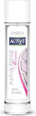 Uroda Activ 90 Dezodorant w szkle damski Extra Fresh 75ml - 091571 091571