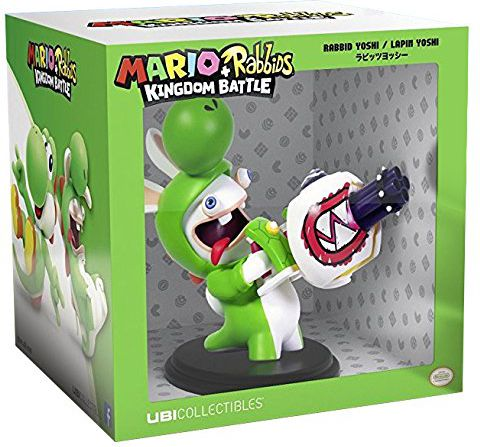 Mario+Rabbids Kingdom Battle Rabbid Yoshi spēļu aksesuārs