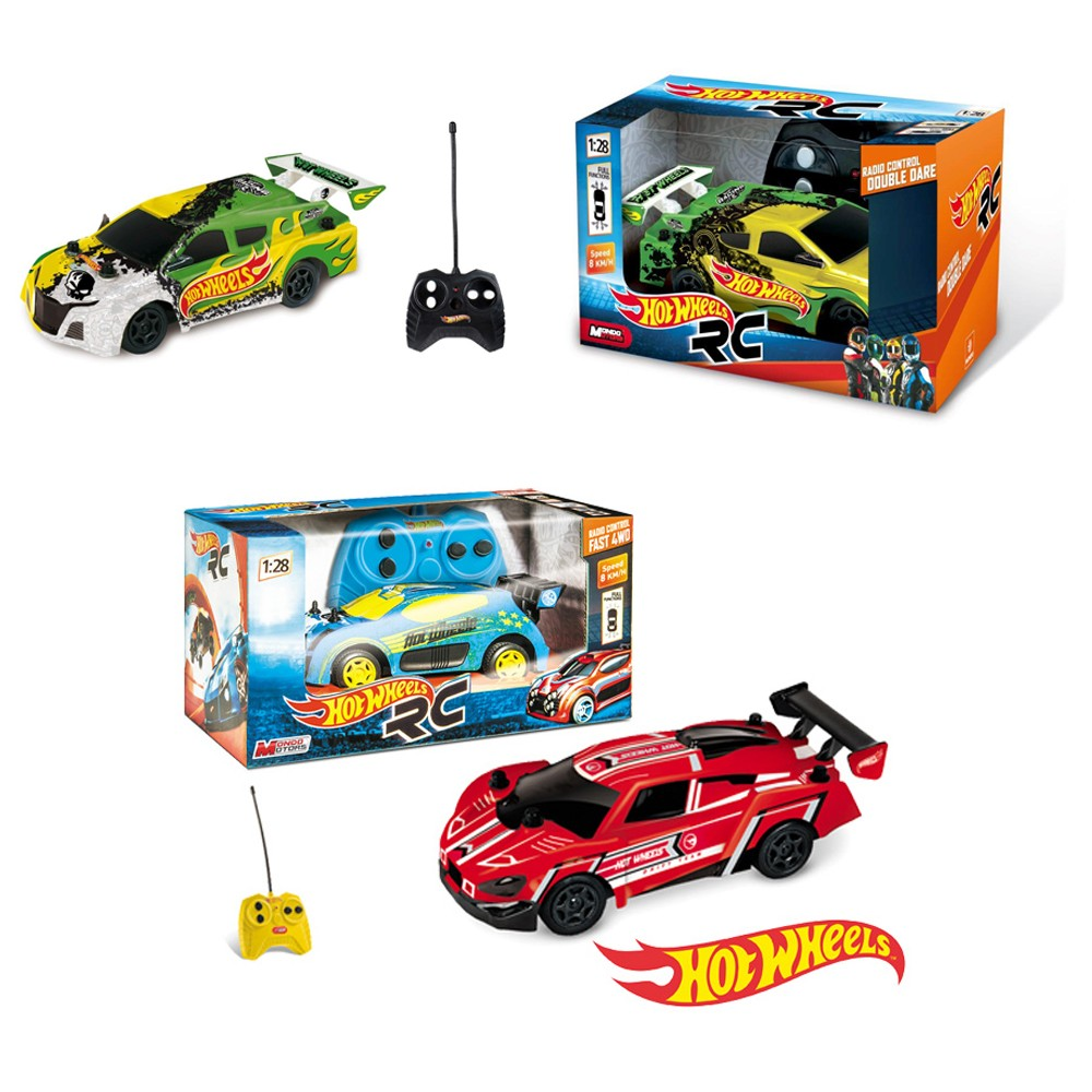 Hot Wheels Sterowany Radiovadāmā rotaļlieta