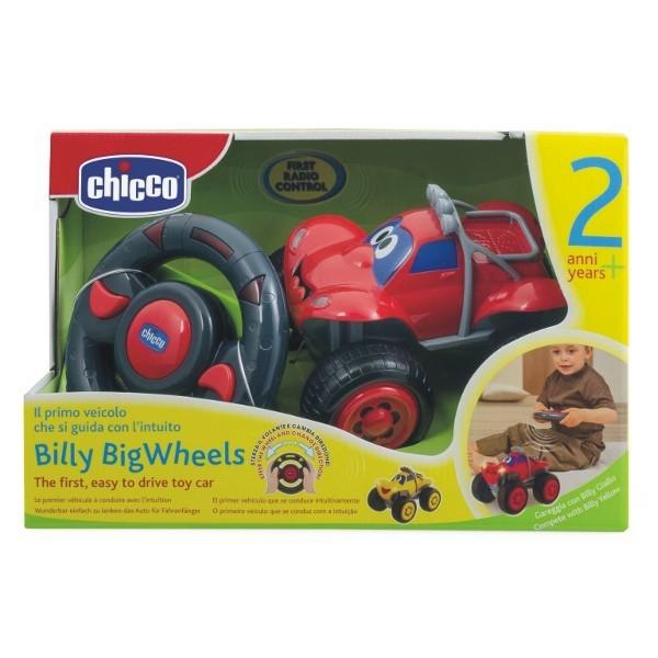 Samochod Billy czerwony Radiovadāmā rotaļlieta