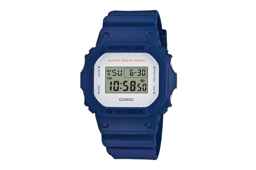 Casio DW-5600M-2ER G-Shock Digital Resin Band Men`s Watch Rokas pulksteņi