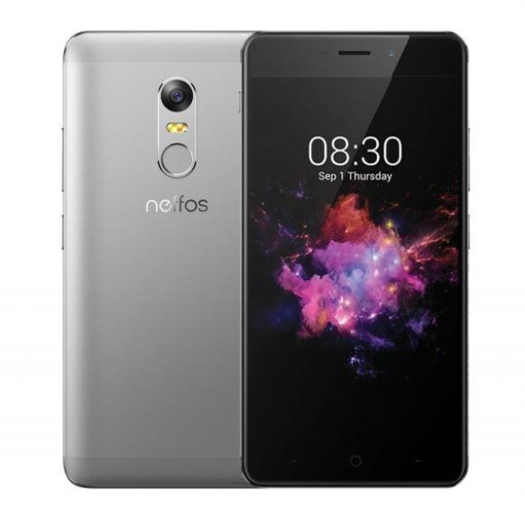 NEFFOS X1 Max 4GB/64GB GREY Mobilais Telefons