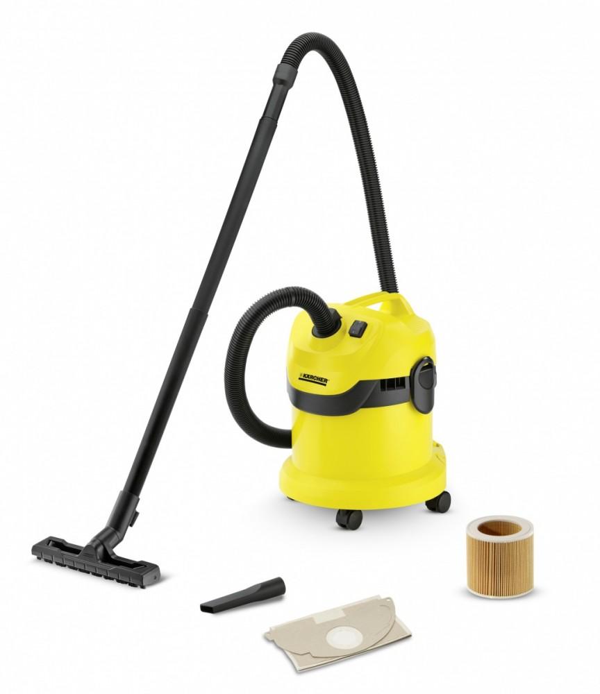 Vacuum cleaner WD 2 1.629-764.0 Putekļu sūcējs