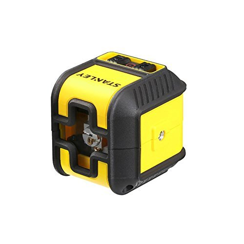 Stanley Cubix - red laser lines - black / yellow