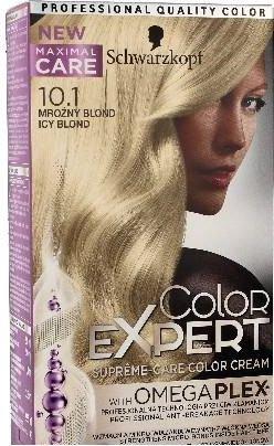 Schwarzkopf Color Expert Krem koloryzujacy do wlosow nr 10.1 Mrozny Blond 1op. 68061215