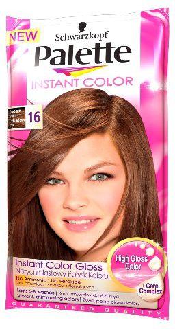 Palette Instant Color Szamponetka koloryzujaca Czekoladowy Braz nr 16 25 ml 68161792