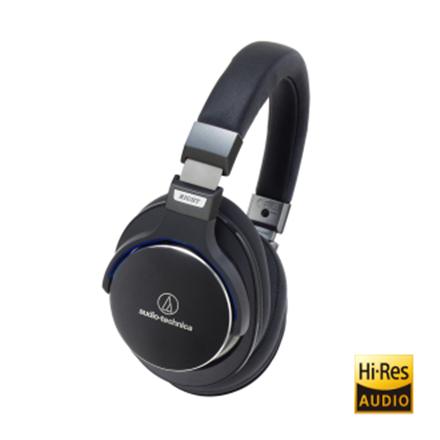 Audio Technica Headphones ATH-MSR7 Headband/On-Ear, Black austiņas