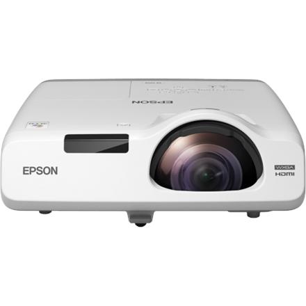 EPSON EB-3400 535-Lumen WXGA 1900 lumens projektors