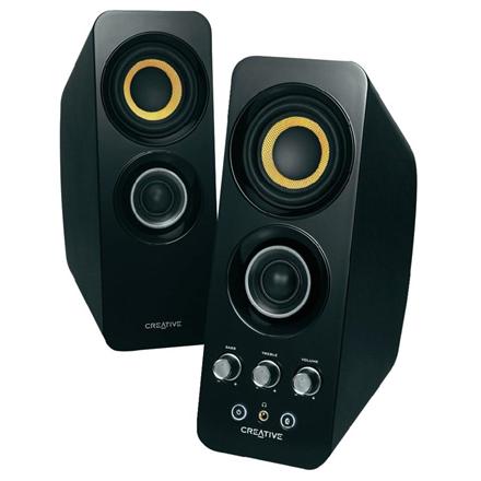 Creative speakers T30 Wireless, Bluetooth, NFC datoru skaļruņi