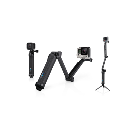 GoPro 3-Way aksesuāri sporta action kamerām
