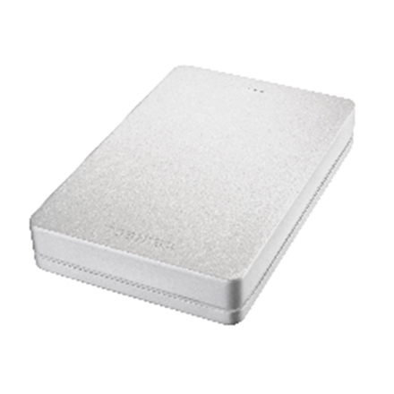 """Toshiba STOR.E CANVIO ALU 2.5"""" 2TB USB 3.0 Silver Ārējais cietais disks"""