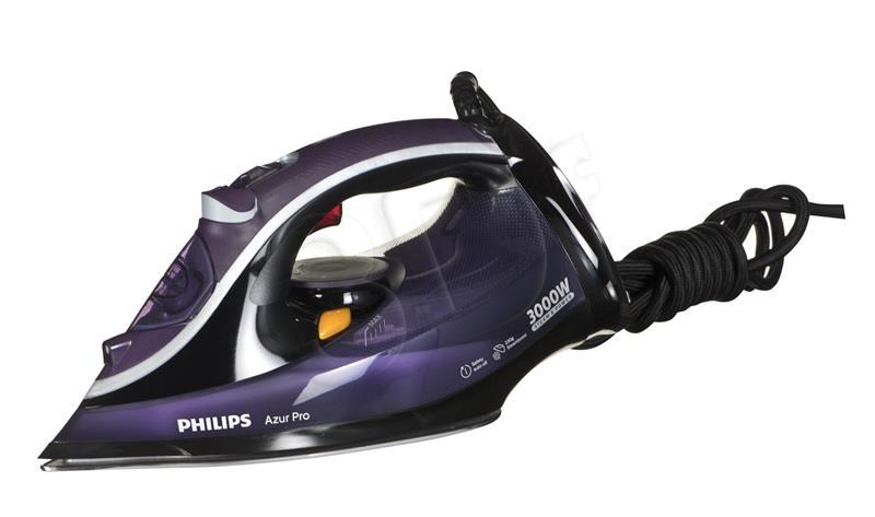 Philips Azur Pro GC4887/30 ( 3000 W ; Purple ) Gludeklis