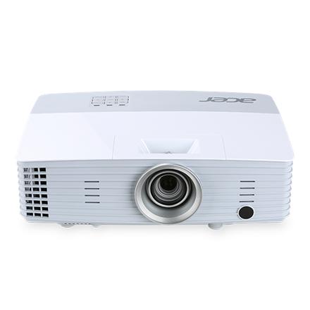 Acer P5227 1024x768 DPI, 4000 cd/m2, 1:1.3, White projektors