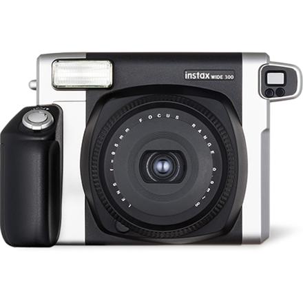 Fujifilm Instax Wide 300 Black + Instax glossy (10) Digitālā kamera