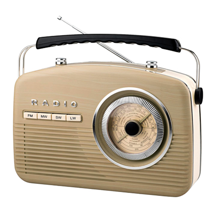 Camry CR 1130 radio, radiopulksteņi