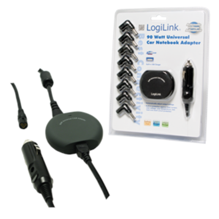 Logilink Notebook Universal Power Supply, 90 W aksesuārs mobilajiem telefoniem
