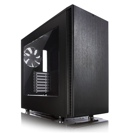 Fractal Design Define S Black - Windowed Datora korpuss