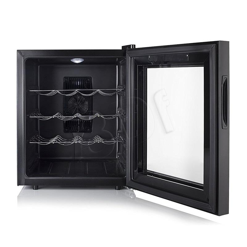Wine cooler TRISTAR WR-7516 ( 420 mm x 490 mm x 520 mm ; 48 l ; Class A+ ; black color ) WR-7516 Vīna skapji