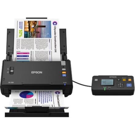 Epson WorkForce DS-520N Color Document Scanner skeneris