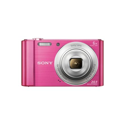 SONY DSC-W810P Digitālā kamera