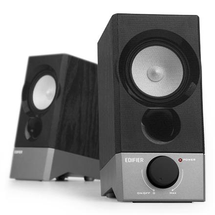 Edifier R19U 2.0/ 4W RMS/ USB Audio Streaming datoru skaļruņi
