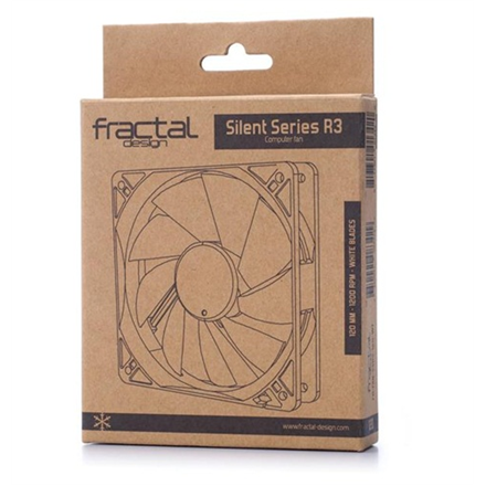 Fractal Design Silent R3 (FD-FAN-SSR3-140-WT) ventilators