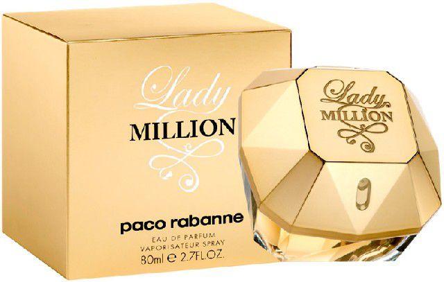 PACO RABANNE Lady Million EDP  80ml 6108587 Smaržas sievietēm