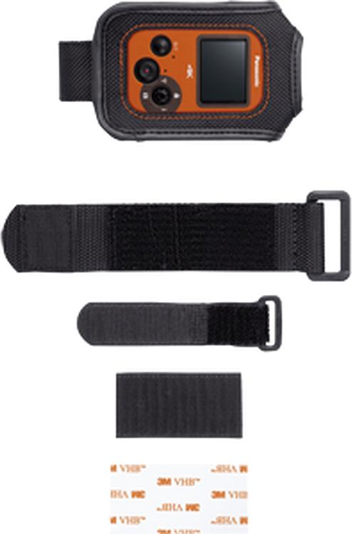 Panasonic VW-HLA500GUK MULTI CASE A500 soma foto, video aksesuāriem