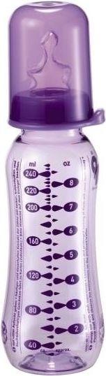Butelka z smoczkiem sylikonowym (MAMA034) MAMA034 aksesuāri bērniem