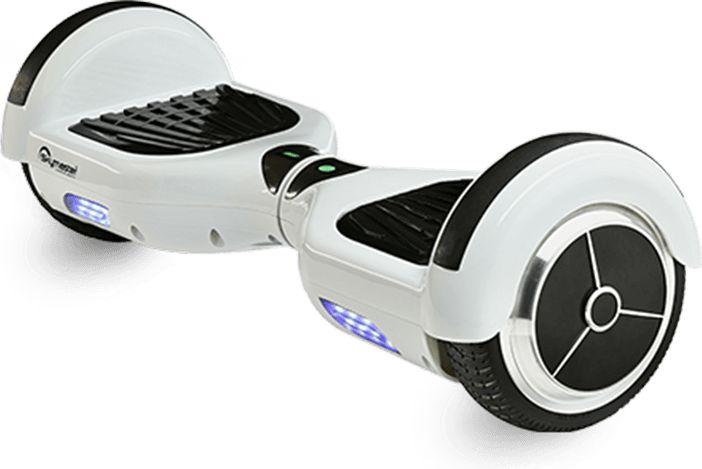 Deskorolka elektryczna Opticum Wheels 6,5'' Bialy Wheels 6,5'' White OPTICUM Elektriskie skuteri un līdzsvara dēļi