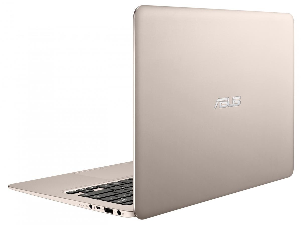 IZPĀRDOŠANA - Asus UX305UA-FC041T ZenBook i7-6500U/8GB DDR4/256GB SSD/Intel HD/W10PL/13.3'' gold Portatīvais dators
