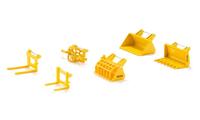 Siku Zestaw akcesoriow for koparki (7070) bērnu rotaļlieta
