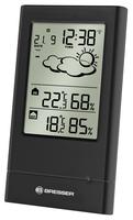 Laika stacija Bresser TempTrend black (7004001) barometrs, termometrs