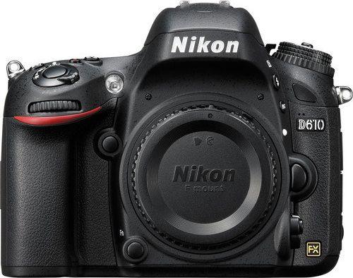 Lustrzanka Nikon D610 Body 5671479 Spoguļkamera SLR