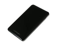 HDD ENCLOSURE LC-POWER   LC-25U3-7B USB 3.0 BLACK SATA cietā diska korpuss