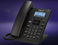 Telefon Panasonic ENTRY SIP-TERMINAL BLACK - KX-HDV130NEB IP telefonija