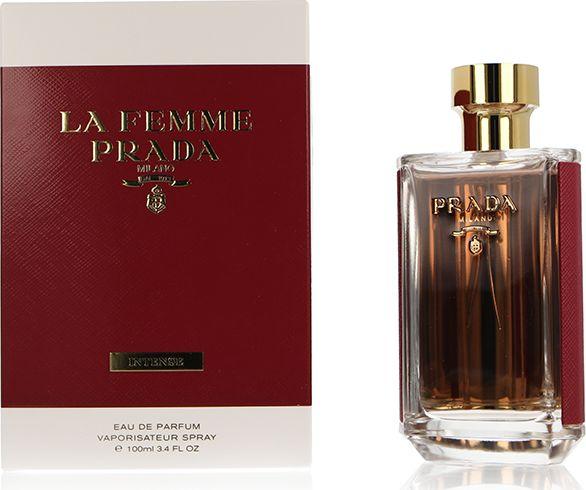 PRADA PRADA La Femme Intense EDP spray 100ml 8435137764433 Smaržas sievietēm