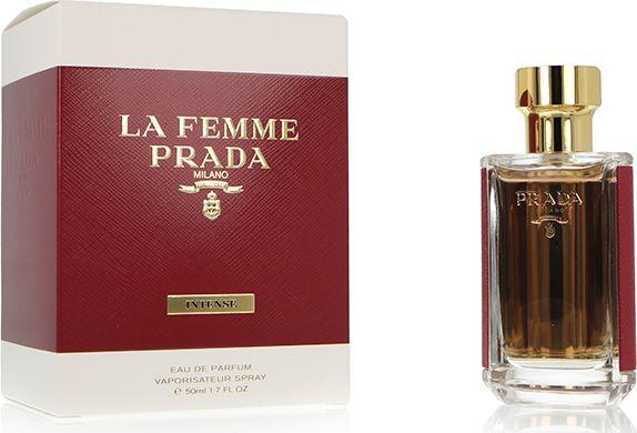 PRADA PRADA La Femme Intense EDP spray 50ml 8435137764402 Smaržas sievietēm