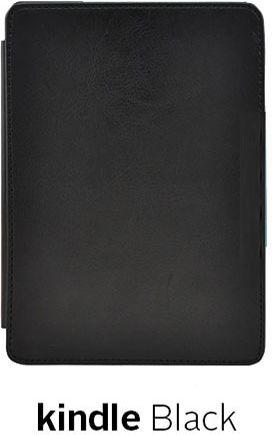 Smart Case Kindle Paperwhite 1/2/3 - Black planšetdatora soma