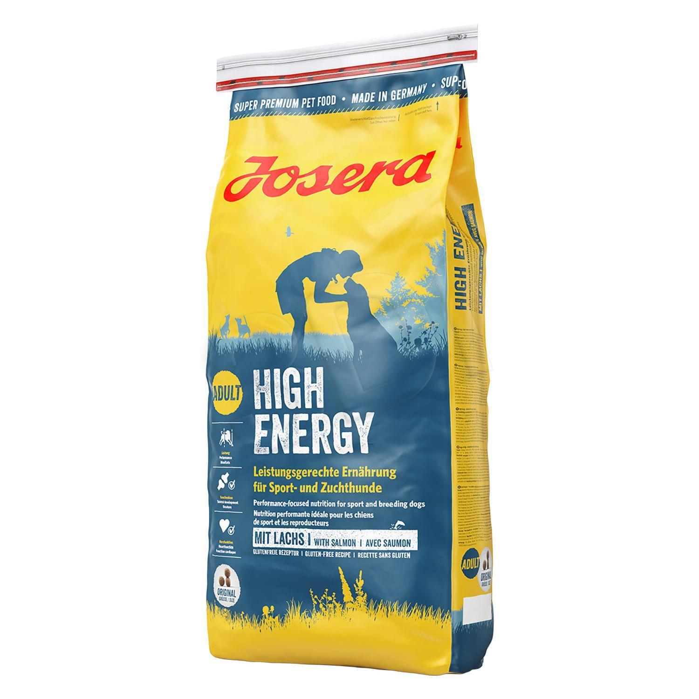 Josera High Energy 15kg barība suņiem