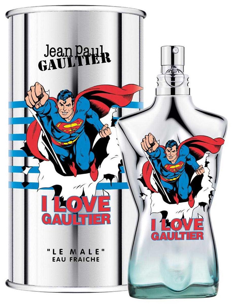Jean Paul Gaultier Le Male Superman 75ml Vīriešu Smaržas
