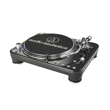 Audio Technica Turntable AT-LP1240-USB (cartrige should be ordered separately). AT-LP1240USB mūzikas centrs