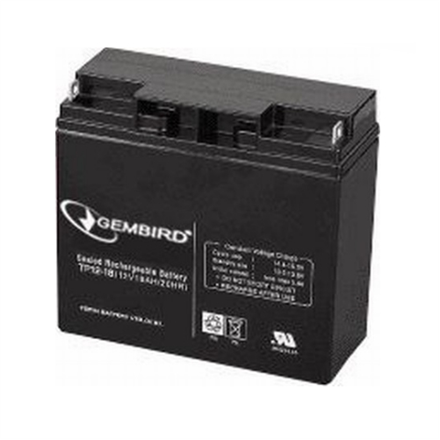 EnerGenie Battery 12V 17AH for UPS BAT-12V17AH/4 nepārtrauktas barošanas avots UPS
