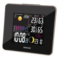 SENCOR SWS 260 meteostacija barometrs, termometrs