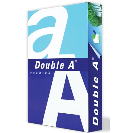 Double A Premium Paper (A class), 500 pages White, A4, Copy and Printer paper, 80 g/m² papīrs