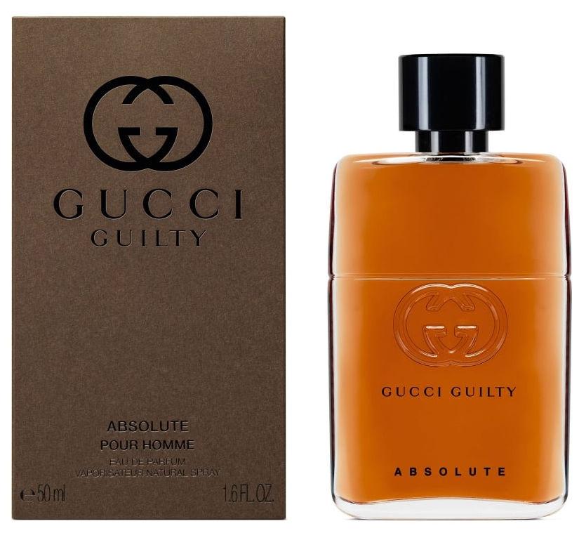 Gucci Guilty Absolute Pour Homme (EDP,Men,50ml) T-MLX20535 Vīriešu Smaržas