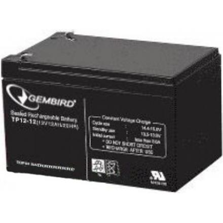EnerGenie Rechargeable battery 12 V 12 AH for UPS BAT-12V12AH nepārtrauktas barošanas avots UPS